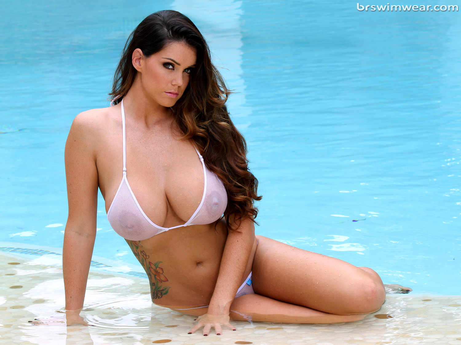 Sorry, that Gorgeous bikini supermodels with